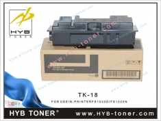 kyocera  TK18 toner cartridge