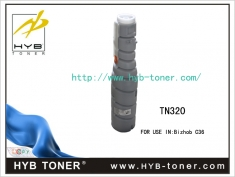 KONICA MINOLTA TN320 toner cartridge