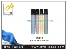 KONICA MINOLTA TN319 toner cartridge