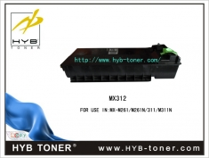 SHARP MX312 toner cartridge