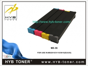 SHARP MX36 toner cartridge